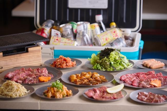 Yakiniku Jon-Jon is a completely self-service, low-priced, high-quality yakiniku restaurant