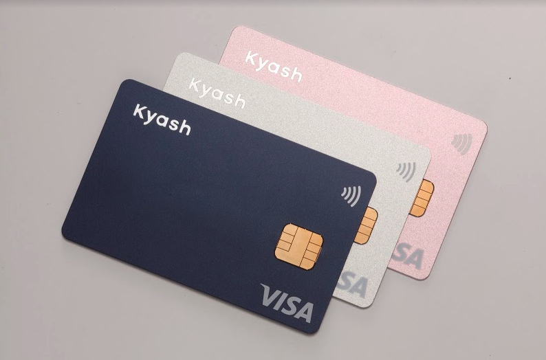 "Next-gen card ""Kyash Card"" to be released at start of 2020"