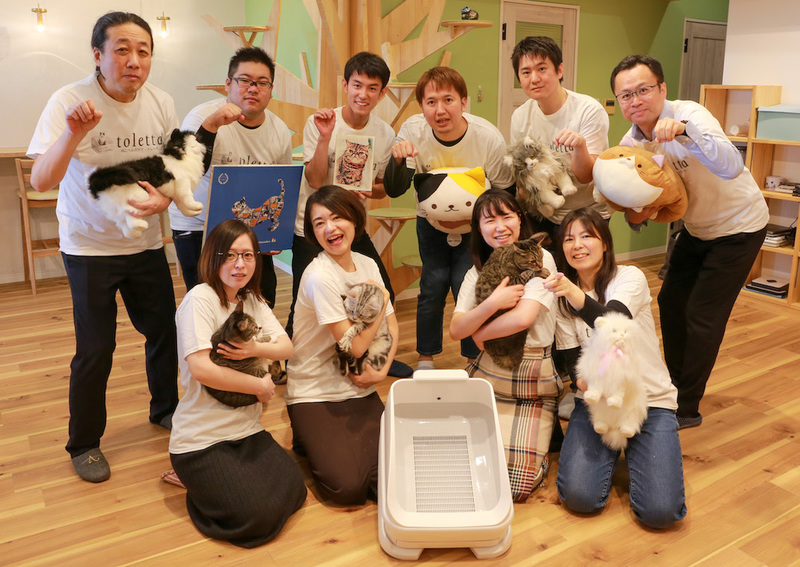 Hachi Tama, a cat toilet service provider, raises over $18 million funds