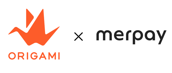 Origami Pay integrated into merpay and placed under the umbrella of the Mercari Group