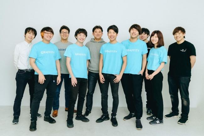 ARバトルゲームを開発するGraffityが約1億円の追加資金調達