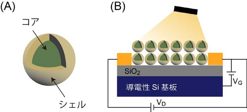 CRIEPI proposes next-generation high-performance optical sensor new principles for field effect transistors