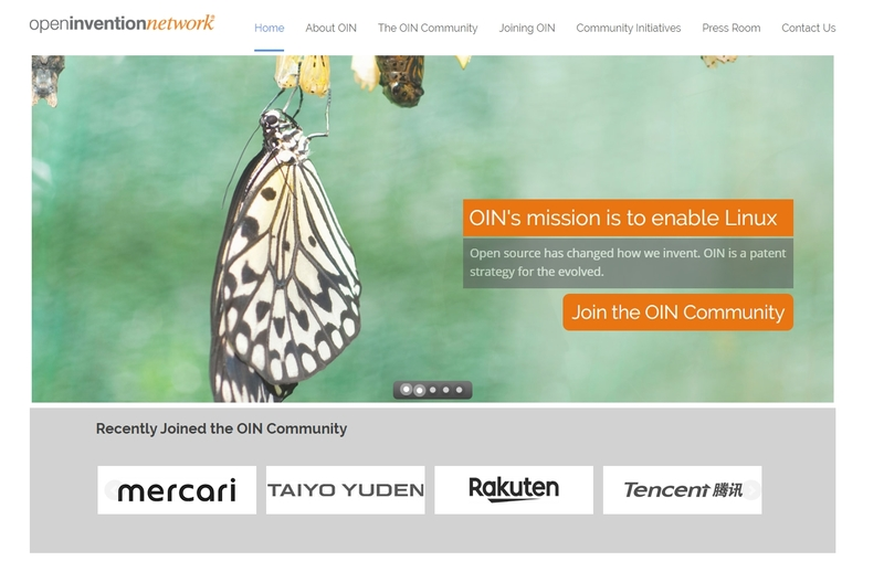 Mercari protects open patents, joins the Open Invention Network