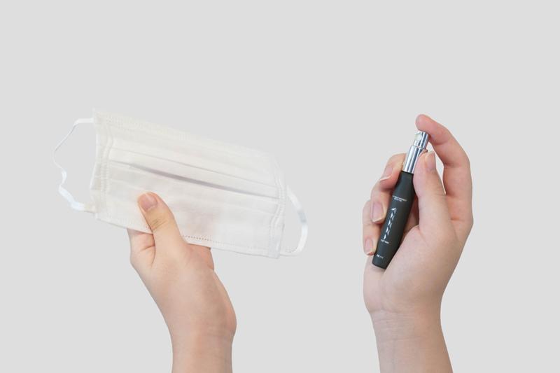 """Launch of """"premium aroma sprays for masks"""" based on EEG sensitivity assessment"""