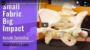 Small Fabric Big Impact | InnoUvator Interviews