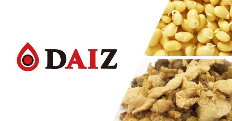 植物肉スタートアップのDAIZ、総額6.5億円の資金調達を実施