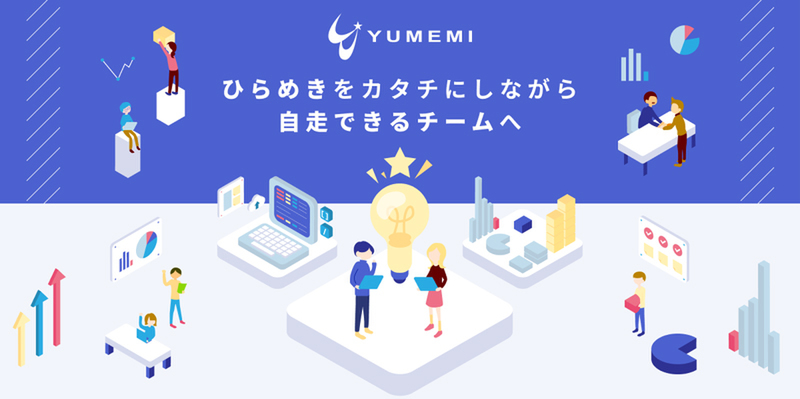 YUMEMI Service Design Sprint takes your unclear plans and transforms them into new endeavors