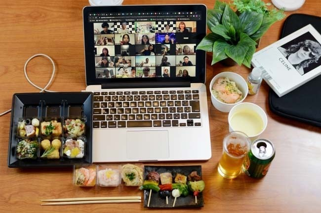 """""""On-nomi BOX,"""" a service for online drinking parties for corporations, was launched"""