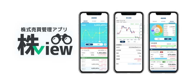 """Stock trading management Fintech app """"Kaview"""" released"""