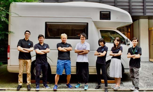 Camper sharing service Carstay raises about $470,000