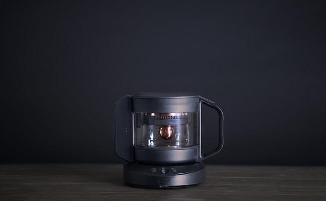 Teplo Teapot - A teapot that brews tea according to your mood