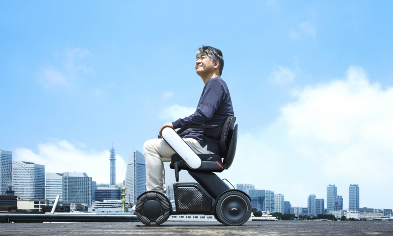 """Preorders for the short-range mobility vehicle """"WHILL Model C2""""  available from September 21"""