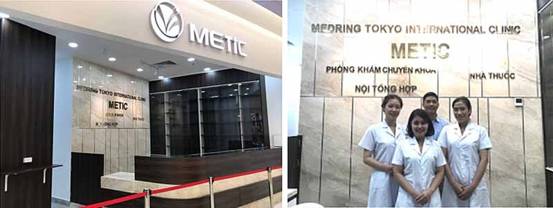 Medical Startup MEDRING Opens METiC Smart Clinic in AEON Mall in Hanoi