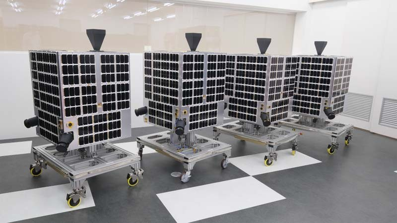 """""""AxelGlobe"""" microsatellites are set to launch on March 20, 2021 to make observations of Earth"""