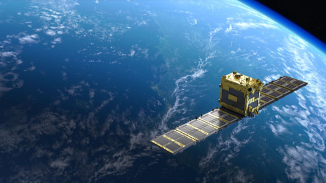 Space tech startup Synspective will launch its first small SAR satellite in mid to late December