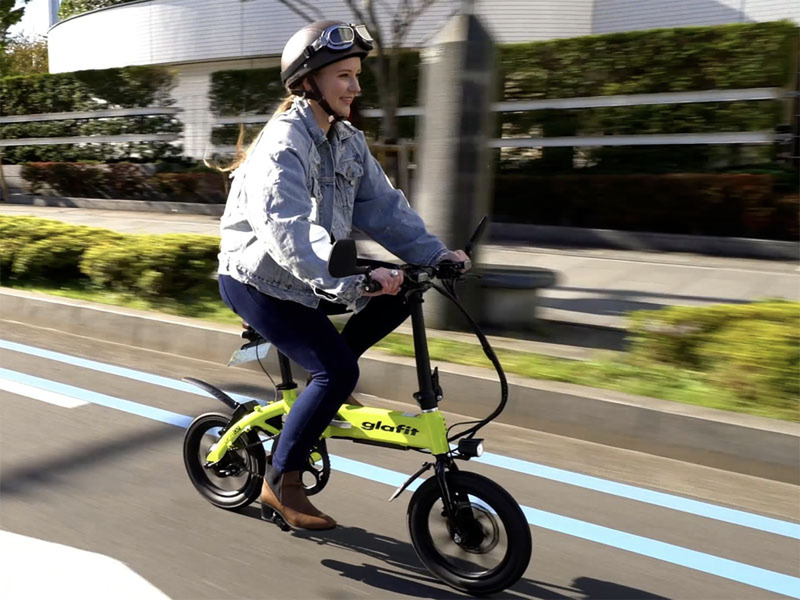 Glafit announces GFR-02 hybrid bike