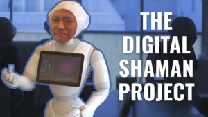 The Digital Shaman to Ease Mourning