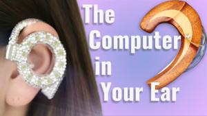 earable - The Wearable Smart Earring