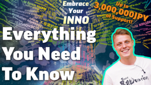 Everything You Need to Know About INNO-vation - Applications Open Until August 2nd 09:00 AM GMT