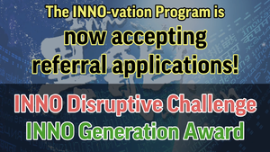 The INNO-vation Program: Now Accepting Recommendations